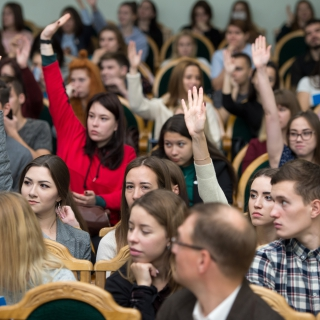 В «ТИСБИ» прошел студенческий форум «Молодежное предпринимательство: точки роста»